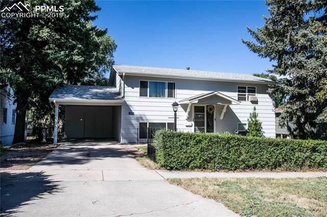 1410 Mcarthur Avenue, Colorado Springs, CO 80909 (#5460575) :: The Kibler Group