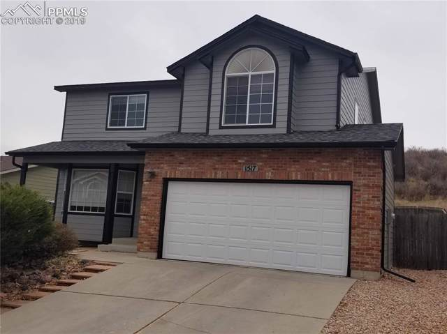 1517 Chadderton Court, Colorado Springs, CO 80907 (#5460932) :: 8z Real Estate