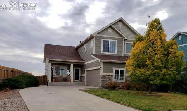 8103 Silver Glen Drive, Fountain, CO 80817 (#5461220) :: Enrich Home Team