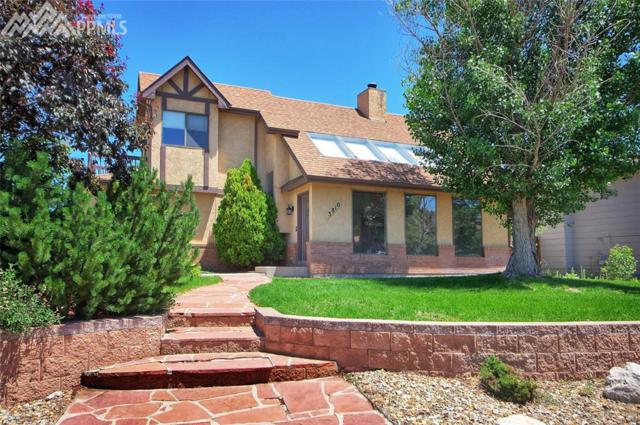 3810 Thundercloud Drive, Colorado Springs, CO 80920 (#5461568) :: Action Team Realty
