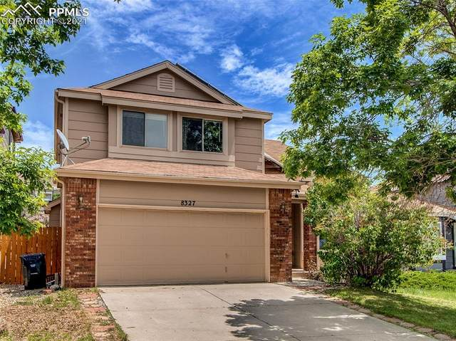8327 Chancellor Drive, Colorado Springs, CO 80920 (#5462130) :: Tommy Daly Home Team