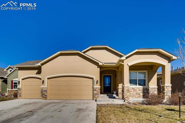 12772 Stone Valley Drive, Peyton, CO 80831 (#5464812) :: The Kibler Group