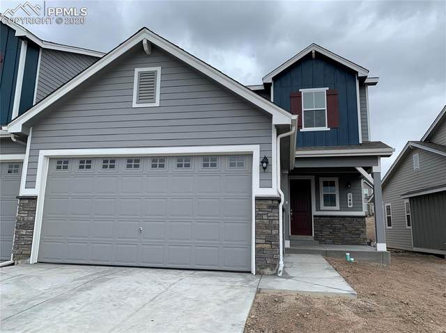 140 Wild Grass Way, Colorado Springs, CO 80919 (#5465355) :: The Daniels Team