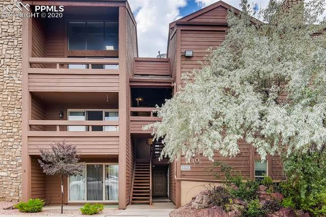 140 W Rockrimmon Boulevard #201, Colorado Springs, CO 80919 (#5465634) :: Finch & Gable Real Estate Co.