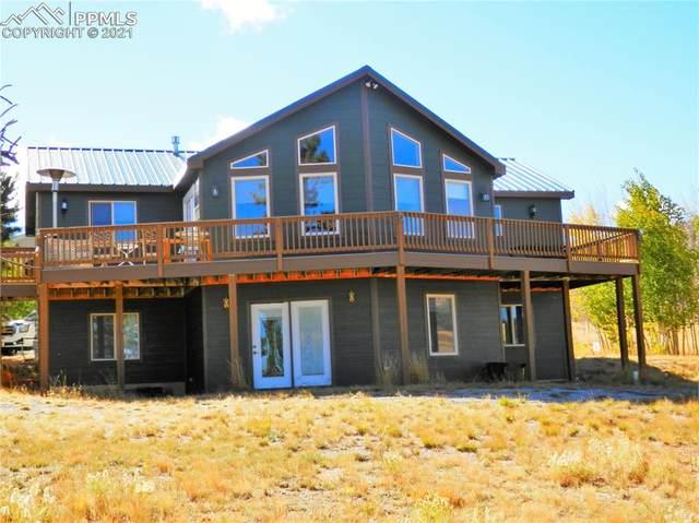 7857 Ranch Road, Hartsel, CO 80449 (#5465679) :: Springs Home Team @ Keller Williams Partners