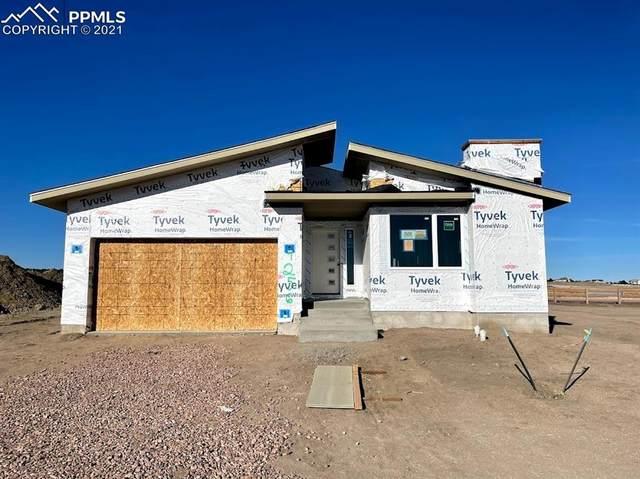 9256 Glitter Way, Colorado Springs, CO 80924 (#5466444) :: 8z Real Estate