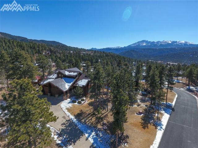 770 Skyline Drive, Woodland Park, CO 80863 (#5466892) :: Jason Daniels & Associates at RE/MAX Millennium