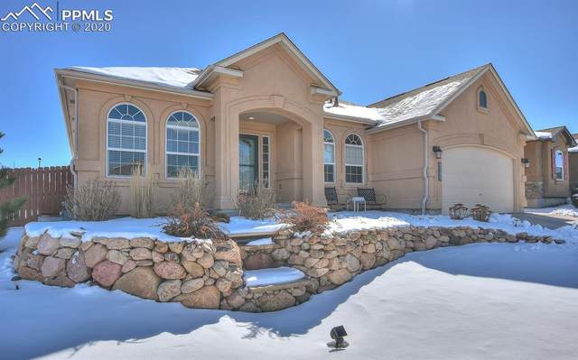 6385 Shooting Iron Way, Colorado Springs, CO 80923 (#5467288) :: Tommy Daly Home Team