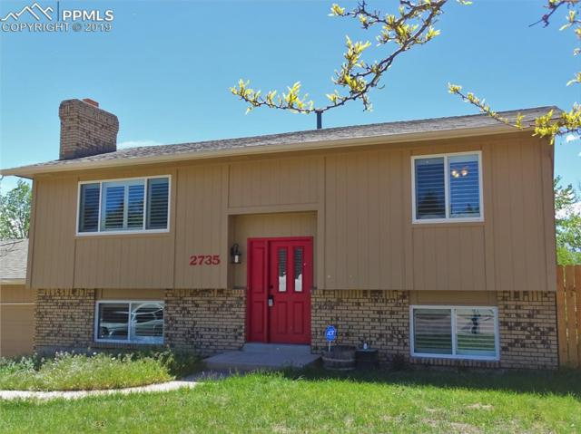 2735 Sunbird Drive, Colorado Springs, CO 80918 (#5468885) :: The Kibler Group