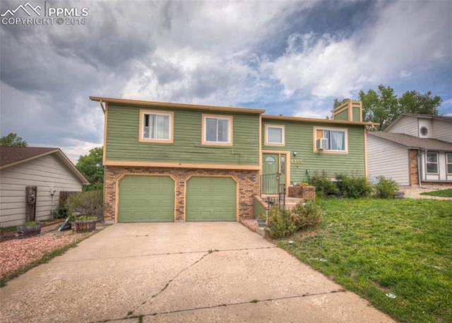 4355 Scotch Pine Drive, Colorado Springs, CO 80920 (#5473430) :: The Hunstiger Team