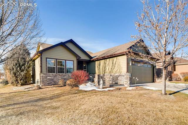 3235 Current Creek Court, Loveland, CO 80538 (#5474004) :: The Treasure Davis Team