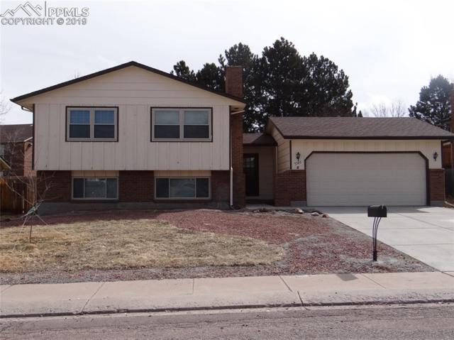 5745 Tuckerman Drive, Colorado Springs, CO 80918 (#5474376) :: Venterra Real Estate LLC