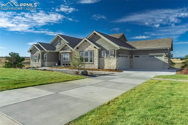 8764 Red Primrose Street, Franktown, CO 80116 (#5476103) :: CC Signature Group