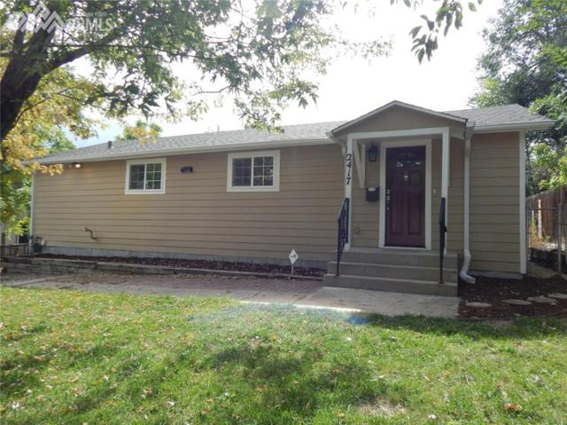 2417 W Platte Avenue, Colorado Springs, CO 80904 (#5476591) :: 8z Real Estate
