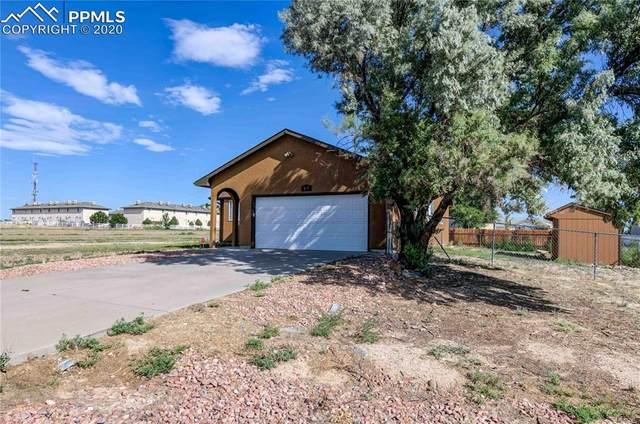67 E Beshoar Drive, Pueblo West, CO 81007 (#5476833) :: Action Team Realty