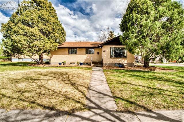 1417 N Foote Avenue, Colorado Springs, CO 80909 (#5478623) :: The Kibler Group