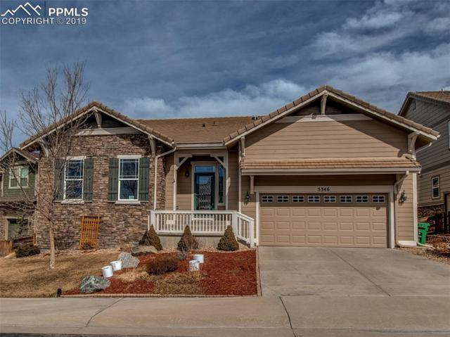 5346 Gould Circle, Castle Rock, CO 80109 (#5481107) :: Colorado Home Finder Realty