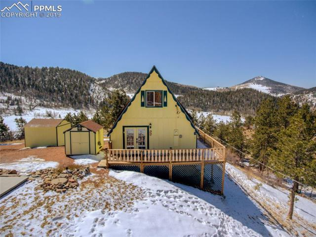 1078 Copper Mountain Drive, Cripple Creek, CO 80813 (#5482682) :: Harling Real Estate