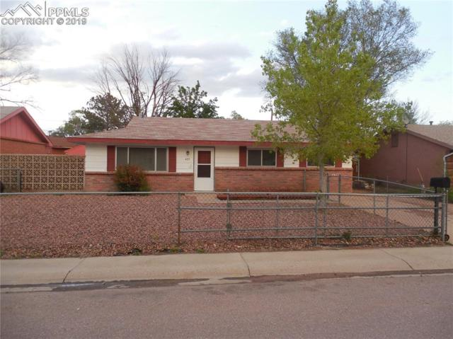 425 Rosewood Drive, Fountain, CO 80817 (#5483223) :: CC Signature Group