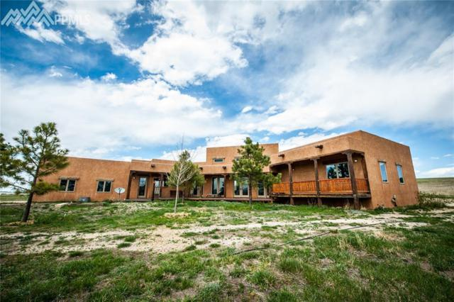 17755 Highland Estates Drive, Colorado Springs, CO 80908 (#5483321) :: The Peak Properties Group