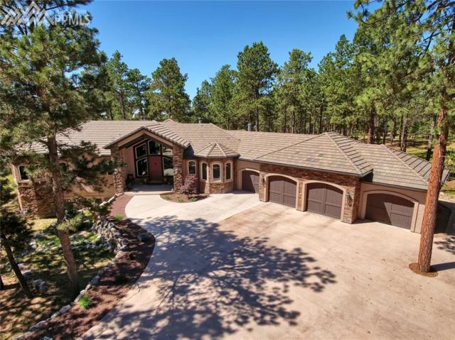 4365 Hidden Rock Road, Colorado Springs, CO 80908 (#5485800) :: The Treasure Davis Team