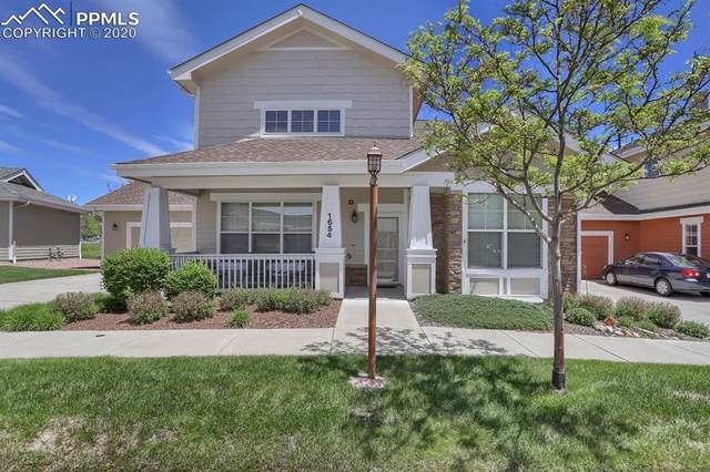 1654 Lewis Ridge View, Colorado Springs, CO 80907 (#5485930) :: The Daniels Team