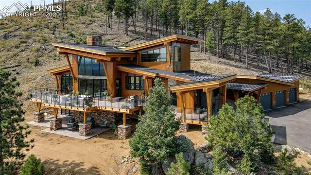 460 Lo Meadow Lane, Bailey, CO 80421 (#5487528) :: Action Team Realty