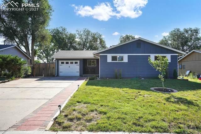 513 Rose Drive, Colorado Springs, CO 80911 (#5487674) :: Springs Home Team @ Keller Williams Partners