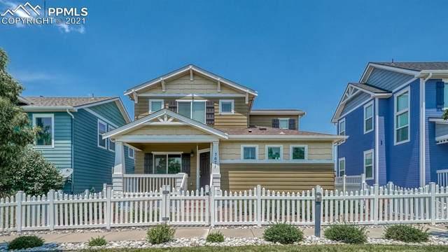 7671 Menagerie Lane, Colorado Springs, CO 80923 (#5490293) :: Venterra Real Estate LLC