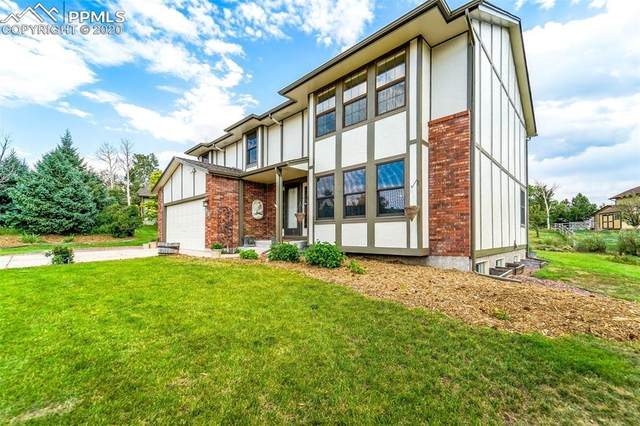 810 Wuthering Heights Drive, Colorado Springs, CO 80921 (#5491049) :: Tommy Daly Home Team