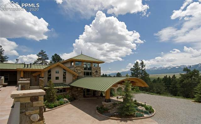66500 Highway 69, Westcliffe, CO 81252 (#5492544) :: Finch & Gable Real Estate Co.