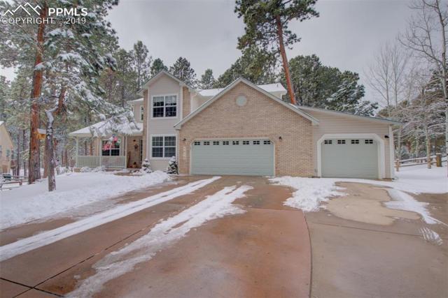 1515 Windwood Court, Colorado Springs, CO 80921 (#5495343) :: The Treasure Davis Team