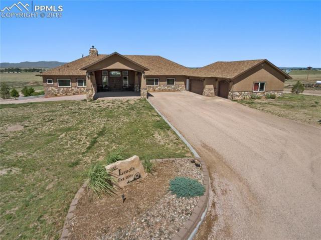 5930 N Log Road, Calhan, CO 80808 (#5495830) :: 8z Real Estate