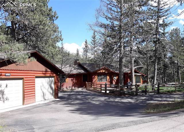 4965 Pike Road, Cascade, CO 80809 (#5497512) :: 8z Real Estate