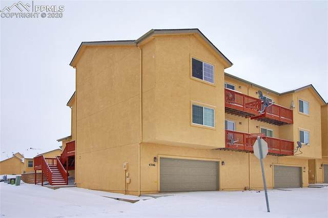 4306 Otero Vista Point, Colorado Springs, CO 80916 (#5500730) :: The Harling Team @ Homesmart Realty Group