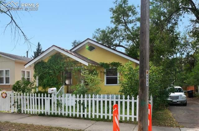 230 N Hancock Avenue, Colorado Springs, CO 80903 (#5503861) :: Venterra Real Estate LLC