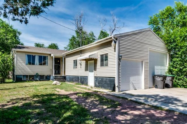 209 E Ohio Avenue, Fountain, CO 80817 (#5504643) :: Action Team Realty