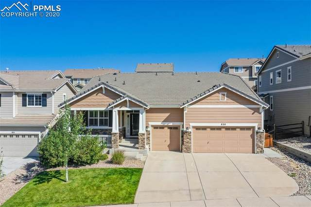 830 Spectrum Loop, Colorado Springs, CO 80921 (#5505442) :: CC Signature Group