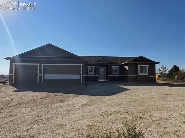 1229 N Stratton Drive, Pueblo West, CO 81007 (#5505997) :: The Scott Futa Home Team