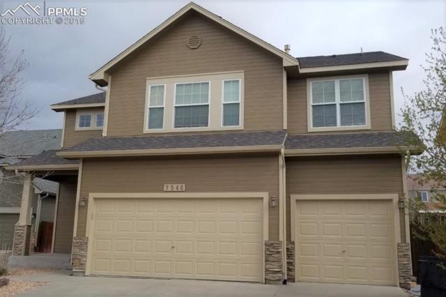 7548 Chenoa Court, Colorado Springs, CO 80915 (#5506330) :: The Hunstiger Team