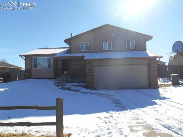 918 S Candlestar Loop, Fountain, CO 80817 (#5506447) :: Finch & Gable Real Estate Co.
