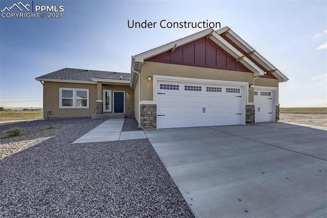 1202 N Ladonia Drive, Pueblo West, CO 81007 (#5507677) :: The Treasure Davis Team | eXp Realty