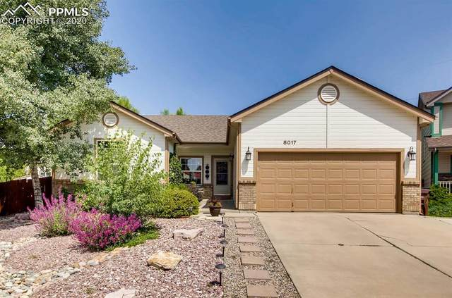8017 Radcliff Drive, Colorado Springs, CO 80920 (#5507921) :: Action Team Realty