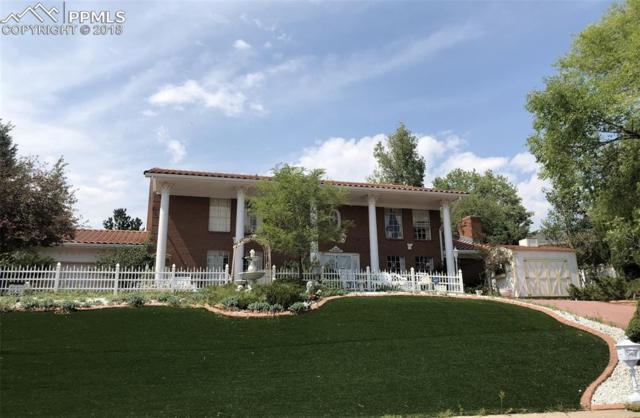 2516 Rimrock Drive, Colorado Springs, CO 80915 (#5510461) :: The Hunstiger Team