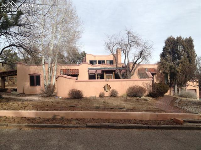 328 Rockledge Lane, Manitou Springs, CO 80829 (#5512383) :: Perfect Properties powered by HomeTrackR