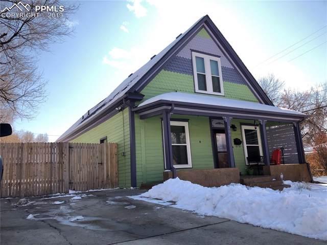 309 N 23rd Street, Colorado Springs, CO 80904 (#5512583) :: 8z Real Estate