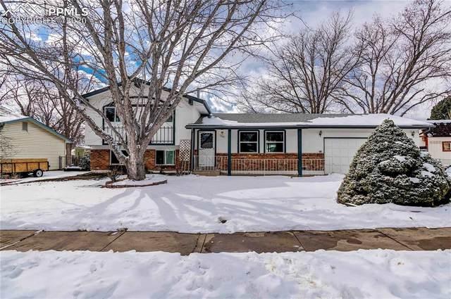 1368 Mears Drive, Colorado Springs, CO 80915 (#5512778) :: Jason Daniels & Associates at RE/MAX Millennium