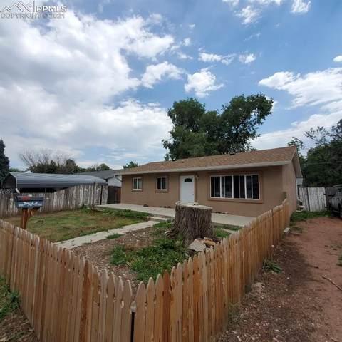 1129 Florence Avenue, Colorado Springs, CO 80905 (#5514777) :: Dream Big Home Team   Keller Williams