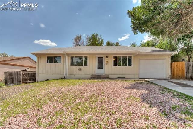 3007 Hayman Terrace, Colorado Springs, CO 80910 (#5516569) :: Re/Max Structure