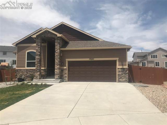 10262 Prairie Ridge Court, Peyton, CO 80831 (#5523209) :: Finch & Gable Real Estate Co.